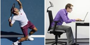 How Extended Time Sitting at a Desk Can Affect Your Student's Tennis Game